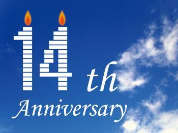 【14th Anniversary】 開業14周年を記念して アップグレード&選べる特典付き