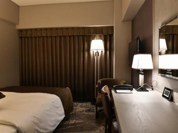 【リニューアル客室】ゆったり過ごす素泊まりプラン