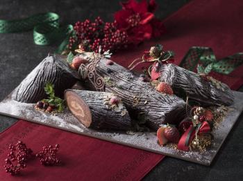 <早期予約40>【森と湖のリゾートブッフェXmas】ブッシュドノエルなどで大満足のクリスマス♪