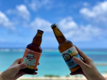 【夏★1日3室限定】高層階確約|沖縄産ビール3種+おつまみBOX付!ビアBAR気分で飲み比べ♪/朝食付