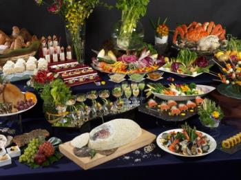 <3 Days> Obon Summer Windsor Buffet Plan featuring Ingredients of Hokkaido
