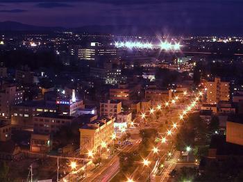 【13階以上確約】夜景がきれいなグランドフロア&シモンズベッドで快眠★朝食付