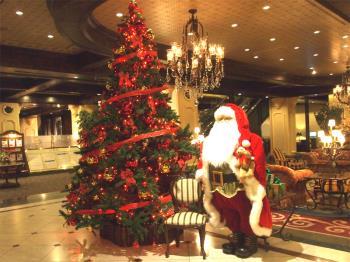 【2人のクリスマス】ウェルカムドリンク&カジュアルディナー&アウト12時でホテル満喫♪