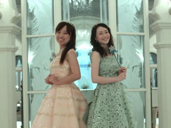 【気軽にお姫様体験♪】雪の美術館 衣装レンタル・フォト付プラン【朝食付】