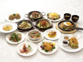 【北海道を食べよう♪】テーブルオーダーディナーバイキング付プラン【北海道メニュー】
