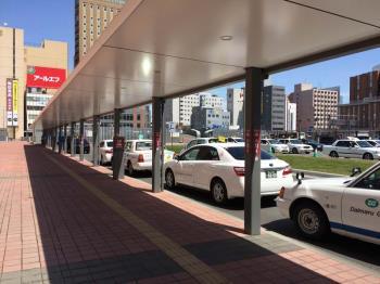 旭川駅からタクシーでGO! お得に楽々移動♪交通費キャッシュバックプラン(朝食付)