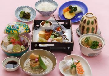 【徳島県の人限定】プチプチ宿泊旅行プラン 夕食は和食プチ会席