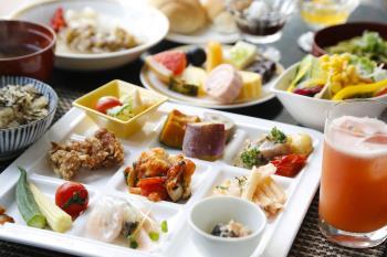 【徳島県の人限定】プチプチ宿泊旅行プラン 夕食は食べ放題・ソフトドリンク飲み放題