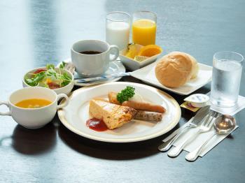 【朝食付/アネックス】和朝食or洋朝食!選べる朝食♪一日のスタートを爽やかに♪明るいダイニングひなたで朝ごはん★