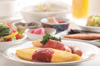 朝食付スタンダードプラン! 来て見て食べて納得♪の朝食付宿泊プラン
