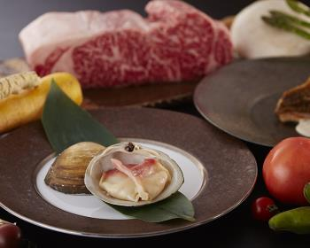 【どうみん割】2食付プラン~鉄板焼やまなみ 手稲16,000円コース~