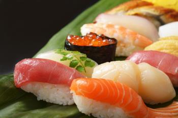 【組合員様・7月、8月限定】 鮨バイキングプラン 朝食・夕食付
