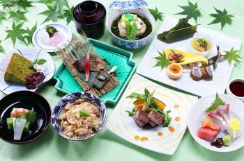 【組合員様向け】 料理長自慢の月替わり会席プラン (朝食・夕食付)