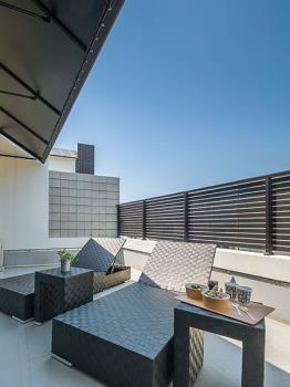 【京都夏旅 特別価格】~開放感あるお部屋 ー最上階Roof Typeー 朝食付き&12時レイトアウト画像