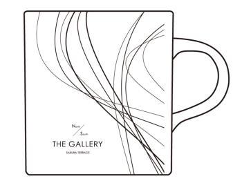 【Thanks 4th Anniversary!】 SAKURA TERRACE THE GALLERY オリジナルマグカッププレゼント  画像