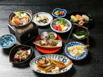 【ご夕食は和食会席料理】一泊二食付きプラン