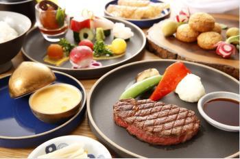 【平日限定!】【1泊2食】優雅な晩餐『SORAディナー』付きご宿泊プラン