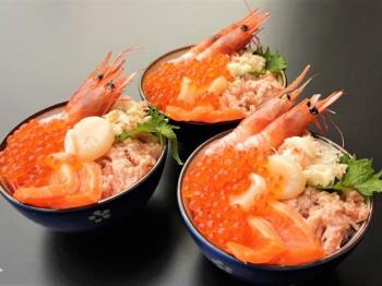 【北海道気分満喫】北海道特製海鮮丼付きプラン★2食付き★