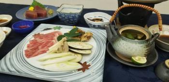 ★GOTO割引適用35%OFF 1月末まで★【秋季限定】焼き松茸と和牛陶板の朝食付きプラン