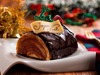 《公式HP限定》【12/1~12/25限定】Xmasケーキ<プティ・ノエル>で特別な日を(夕食:和風フレンチ)