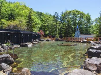 《公式HP限定5%OFF》【天文台オープン記念】ご優待価格でGWをお得に。緑の森で爽快な湯浴みを~桜プロモーション開催中~