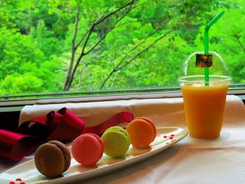 《公式HP限定5%OFF》【納涼~北湯沢で過ごす夏】お風呂上りにさっぱり爽やか!選べるCold Sweets♪