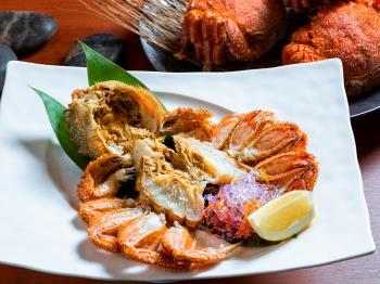 《公式HP限定5%OFF》【贅沢!蟹三昧】ズワイガニと毛蟹を食べ比べ。お祝い事にもおすすめ!