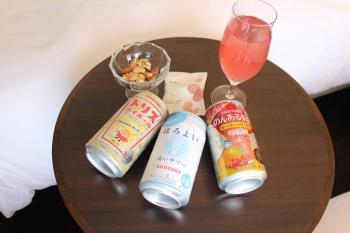 【選べるアルコール&おつまみ付き/素泊まり】【全室禁煙】部屋飲みプラン