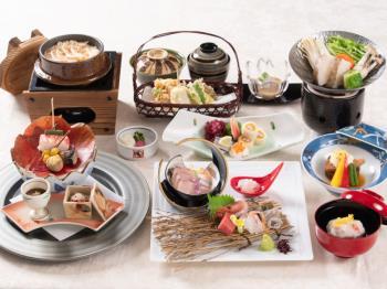 .《HPだけの【期間限定】お値打ちプラン》ご夕食は月替わりで毎月美味しい【日本料理】.