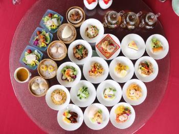 .【Go To トラベルキャンペーン割引対象】《金・土・日限定》【中国料理】全20種以上!安心のアラカルトバイキング♪お子さま半額!【お子様歓迎】.