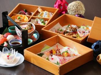 .【Go To トラベルキャンペーン割引対象】【日本料理◆特選コース】料理人の業光る~滋養強壮膳と天然温泉で免疫力UP♪.