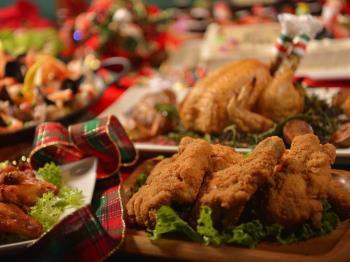 【クリスマスファミリー】家族で仲良くクリスマス★「オリジナルカクテル」または「かき氷」プレゼント/グランシャリオ