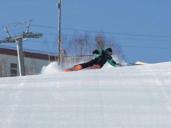 【札幌国際スキー場リフト1日券付き】ゲレンデを満喫した後は定山渓名湯でのんびり/プレミアムダイニング