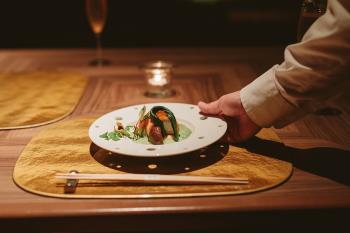 【基本プラン~ひとり旅】<br>渓谷の別荘でジョンカナヤのおもてなしを<br>【和室・洋室】■1泊2食プランイメージ