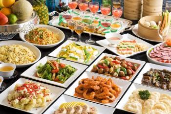 【学生限定】出来立て料理を堪能!中国料理『上海菜館』オーダーバイキング(90分)コース(1泊2食付)