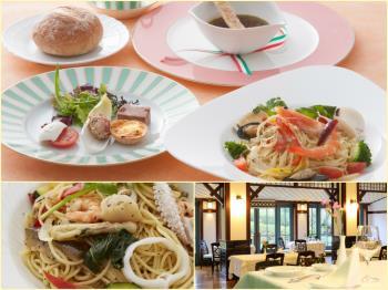 【お部屋休憩付】お手軽にイタリアンを楽しめるパスタランチデイユースプラン