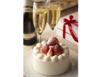 【Memorial Night】公式サイト限定 スイートルームで過ごすクリスマス☆ケーキ&シャンパン付き