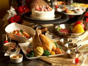 【Happy Night】クリスマスディナーブッフェ付★お子さま特典も!ご家族におすすめ★