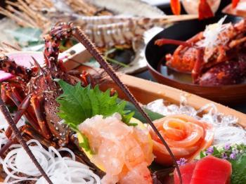 【贅を尽くす】日本人が愛してやまない「海の幸」をとことん味わう♪特選海老づくし会席プラン