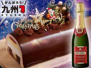聖なる夜に・・・クリスマスケーキ付プラン(クリスマスケーキ・朝食・入場券付)