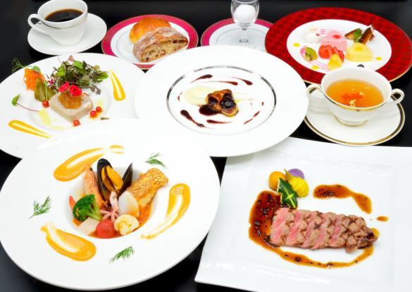<GoToトラベルキャンペーン割引対象>聖夜に素敵なお食事を☆クリスマスディナープラン