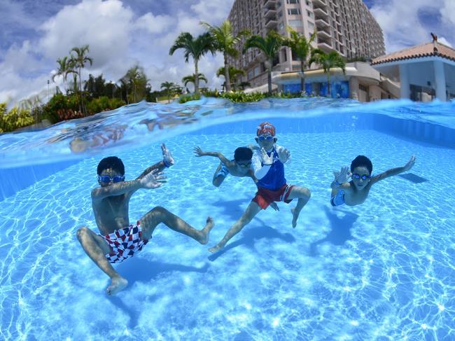 \プール開き記念/春休み家族旅行!お好きなアクティビティプレゼント!県内最大級のプール満喫プラン