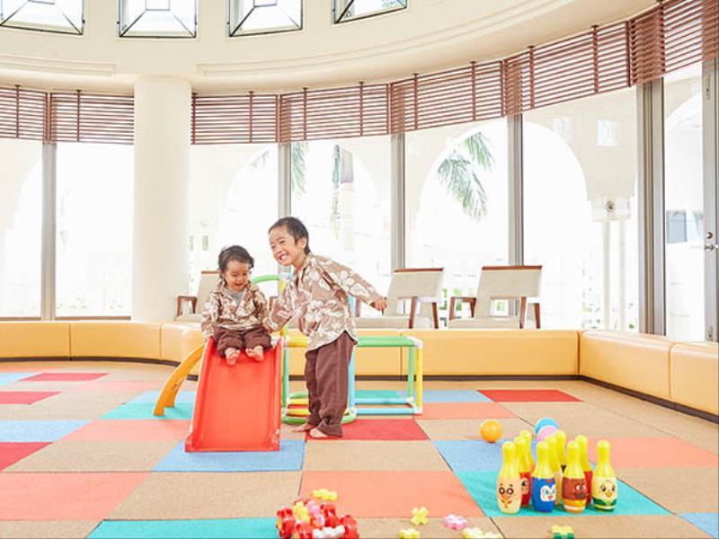 【ベビープラン】お子様連れに嬉しいベビーセット付!手荷物少なく、楽々旅行プラン(朝食付)