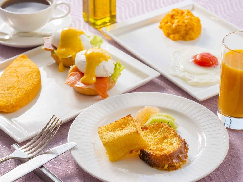 こだわり朝食イメージ