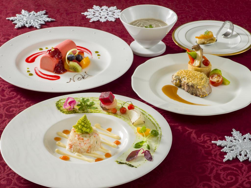 アーリークリスマスディナーコース