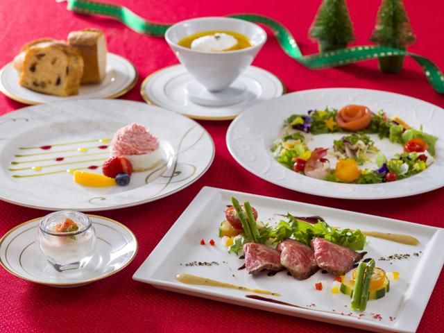 アーリークリスマスディナーコース《ハピネス》