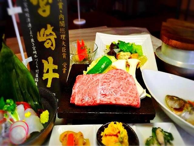 宮崎の旨味をご夕食に!