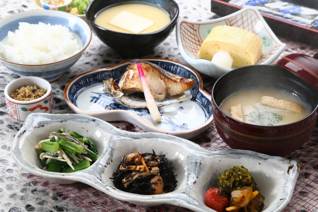 和朝食イメージ(当日和洋からお選びいただけます。)