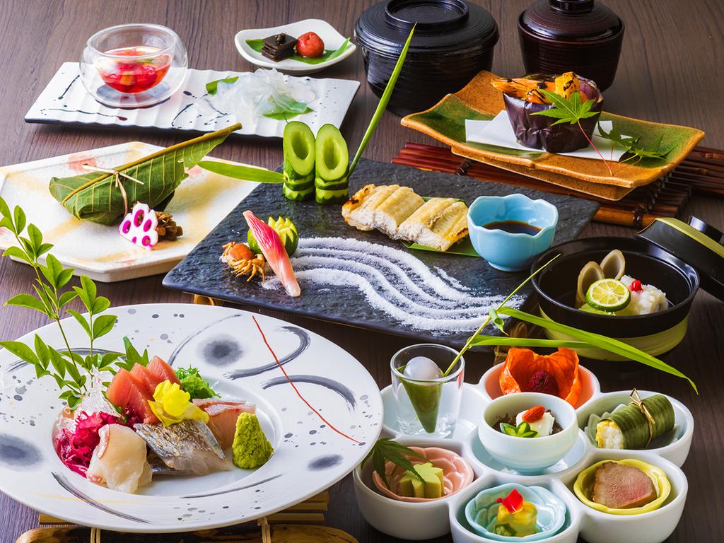 三浦のの味わいをお楽しみください(6月30日までのお料理・イメージ)