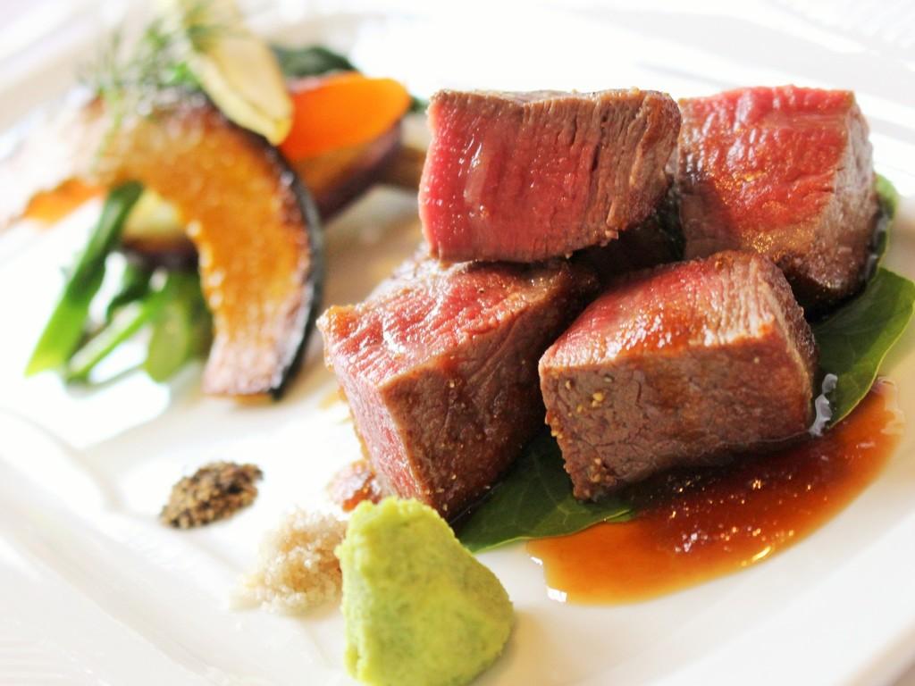 千葉県が誇る新ブランド『里見伏姫牛』の美味しさをご堪能ください!
